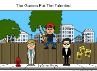 the games of the talented