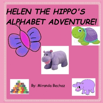 Helen the Hippo's Alphabet Adventure