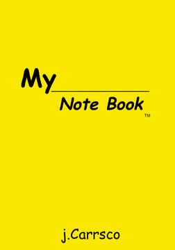 My - Note Book - series