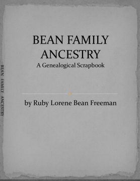 Bean Family Ancestry