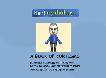 BOOK OF CURTISMS