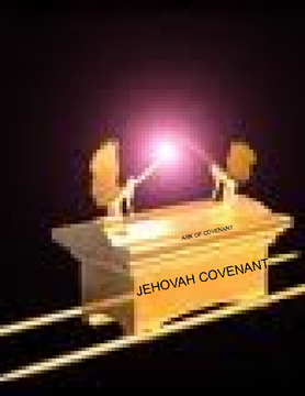 Jehovah Ark Of The Covenant