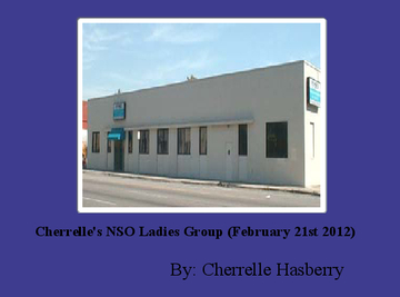 Cherrelle's NSO Ladies Group (February 21st 2012)