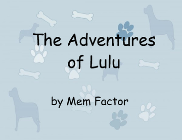 The Adventures of Lulu