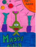 Maddy The Alien