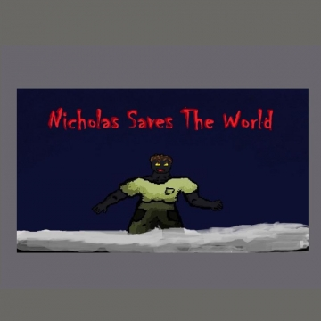 Nicholas Saves The World From Zombies