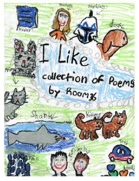 I Like, A Collection of Poems by Room 36