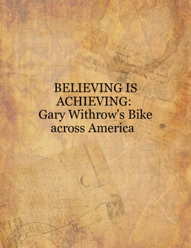 BELIEVING IS ACHIEVING