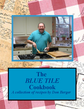 Blue Tile Cookbook