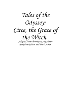 Tales of the Odyssey: Circe, the Grace of the Witch