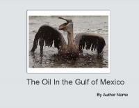 The Oil In The Gulf
