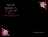 Family Recipes To Remember