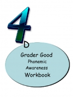4 D Grader Good Phonemic Awareness Workbook