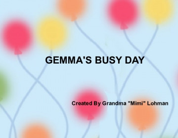 Gemma's Busy Day