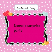 The big surprise party