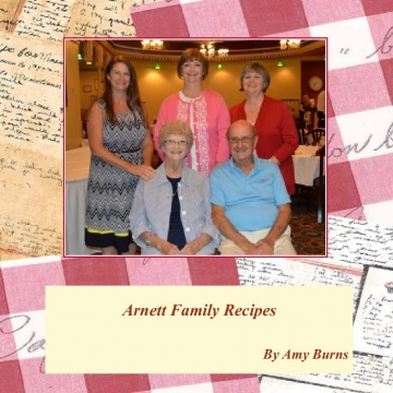 Arnett Family Cookbook