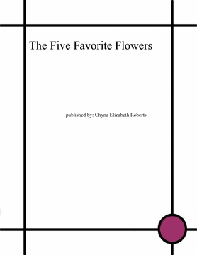 The Five Favorite flowers