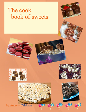 The Cook Book Of Sweets