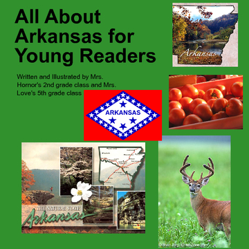 All About Arkansas for Young Readers