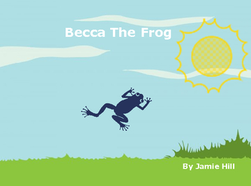 Becca the Frog