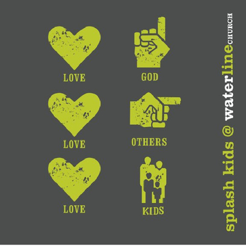 Love God, Love Others, Love Kids