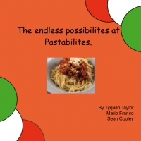 The endless possibilities at pastabilities