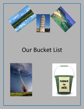 Our Bucket List