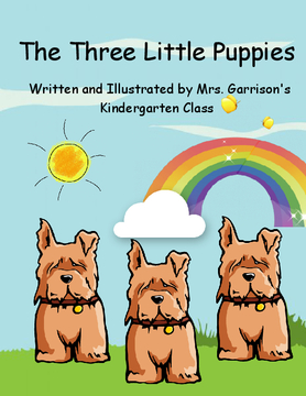 The Three Little Puppies