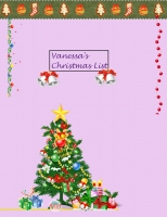 Vanessa's Christmas List
