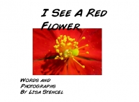 I See A Red Flower