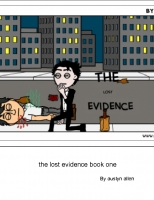 the lost evidence book 1