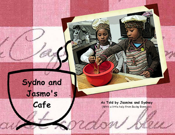 Sydno and Jasmo's Cafe'