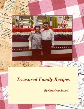 Treasured Family Recipes