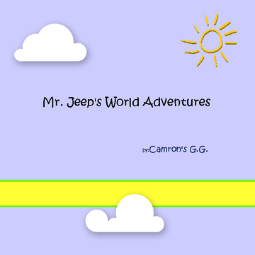 Around the World with Mr. Jeep