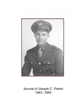 Journal of Joseph C. Parish