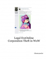 Legal EveOnline Corporation Theft in WoW