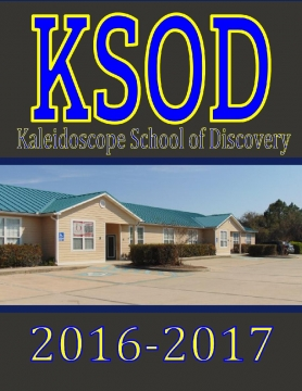 KSOD 2016-2017 Yearbook