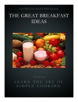 The Great Breakfast Ideas