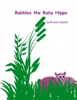 Bubbles the Baby Hippo