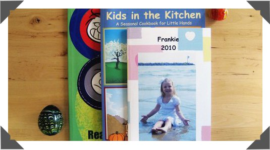 Quality, Full Color, Portrait Softcover Books in a variety of sizes
