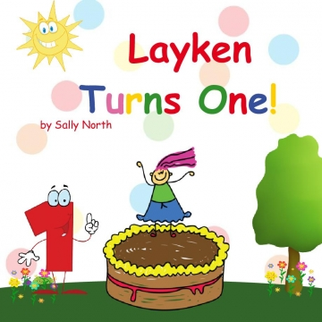 Layken Turns One!