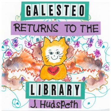 Galesteo Returns To The Library