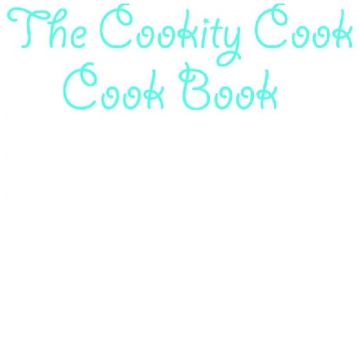 Cookity Cook Cook Book