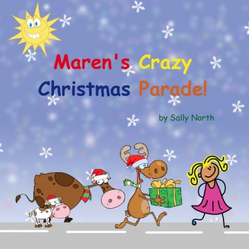 Maren's Crazy Christmas Parade!