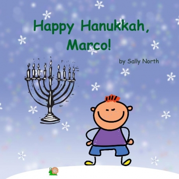 Happy Hanukkah, Marco!