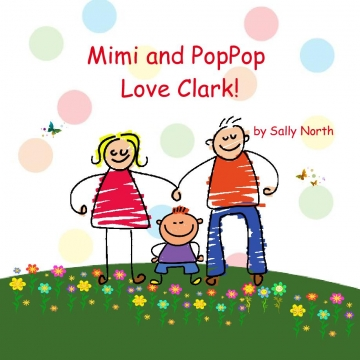 Mimi and PopPop Love Clark!