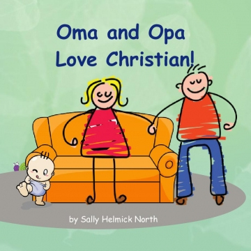 Oma and Opa Love Christian!