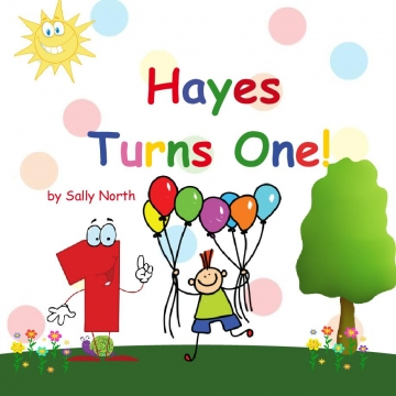 Hayes Turns One!