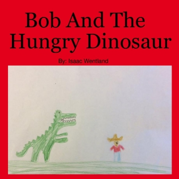 Bob and the hungry Dinosaur