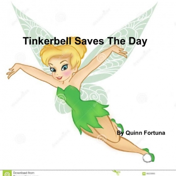 Tinkerbell Saves The Day